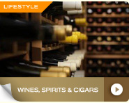 Wines, Spirits and Cigars