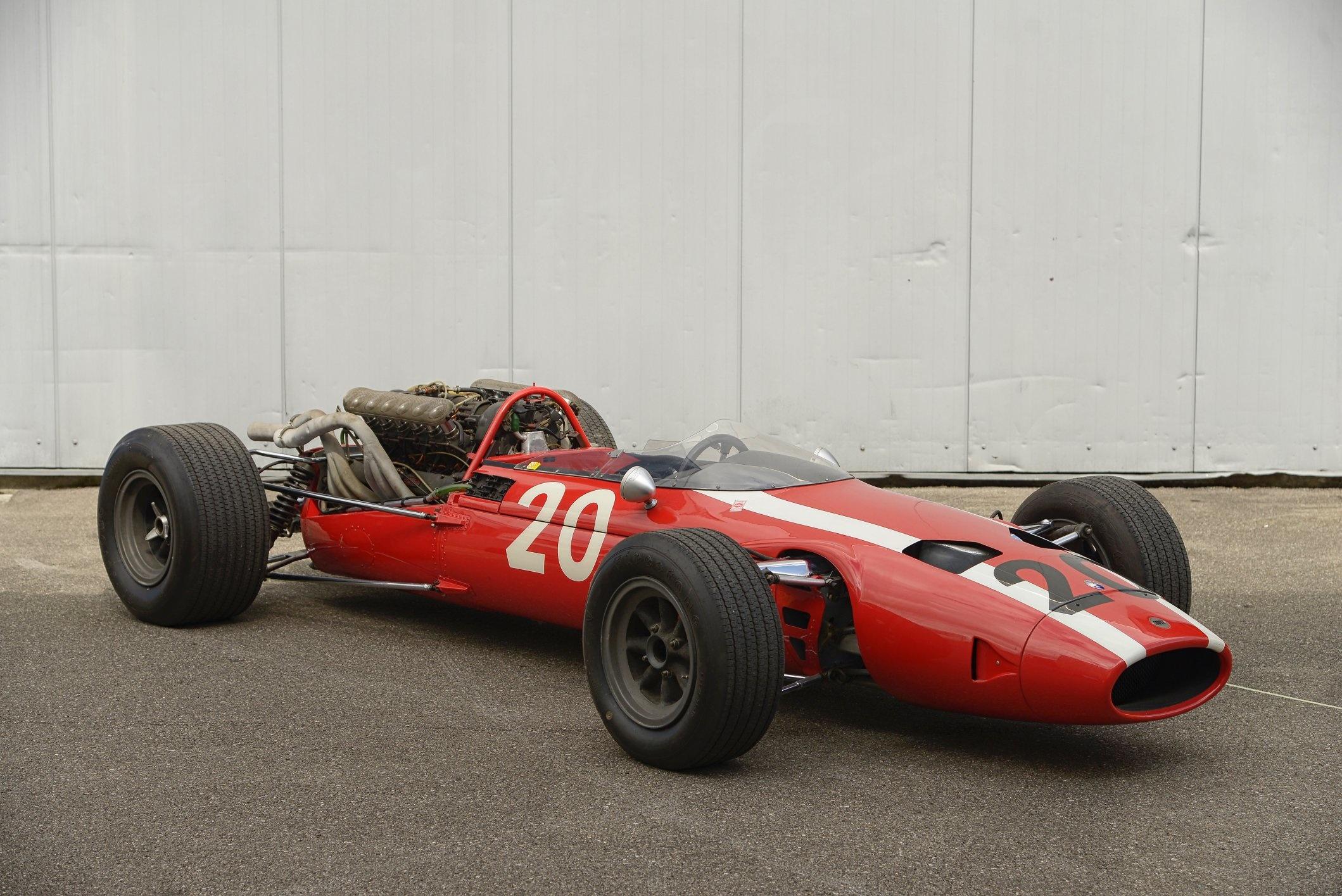 Ferrari F1 Revealed for Bonhams Single Owner.. | superyachts.com