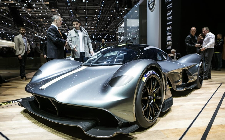 Aston Martin S Valkyrie Hybrid Hypercar A Superyachts Com