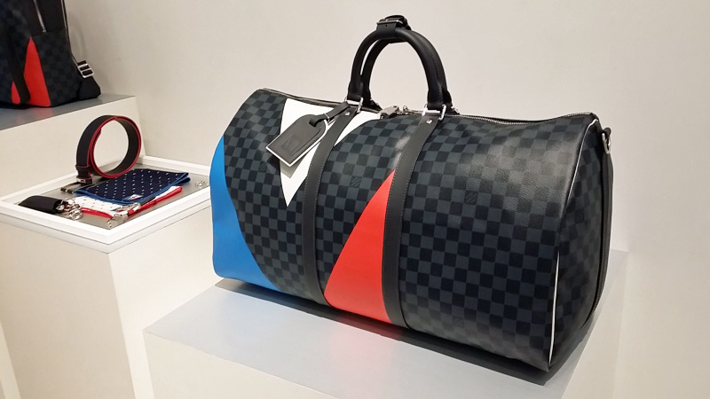 03f984f9004a Louis Vuitton Launches America s Cup Collection