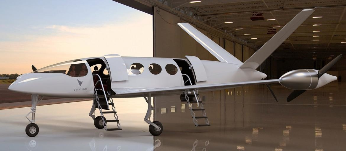 Electric Private Jet Concept Could Be The