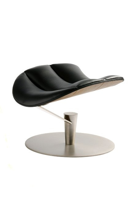Sea Inspired Lounge Chairs Take Form From Superyachtscom - Lobster-and-shelly-lounge-chairs-by-oluf-lund-and-eva-paarmann
