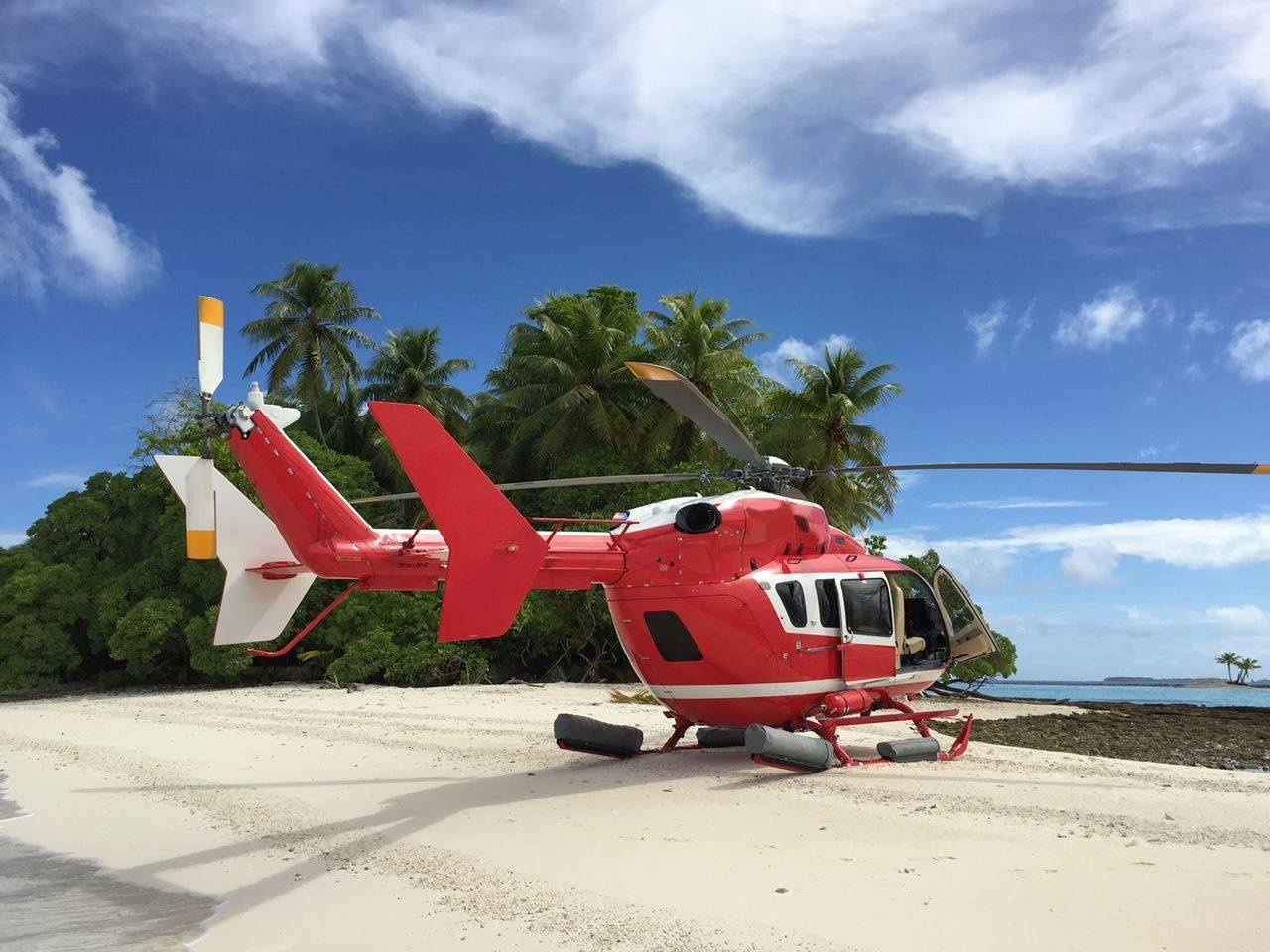 Caribbean Buzz Private Helicopter Hire Thats Perfect For Yachts