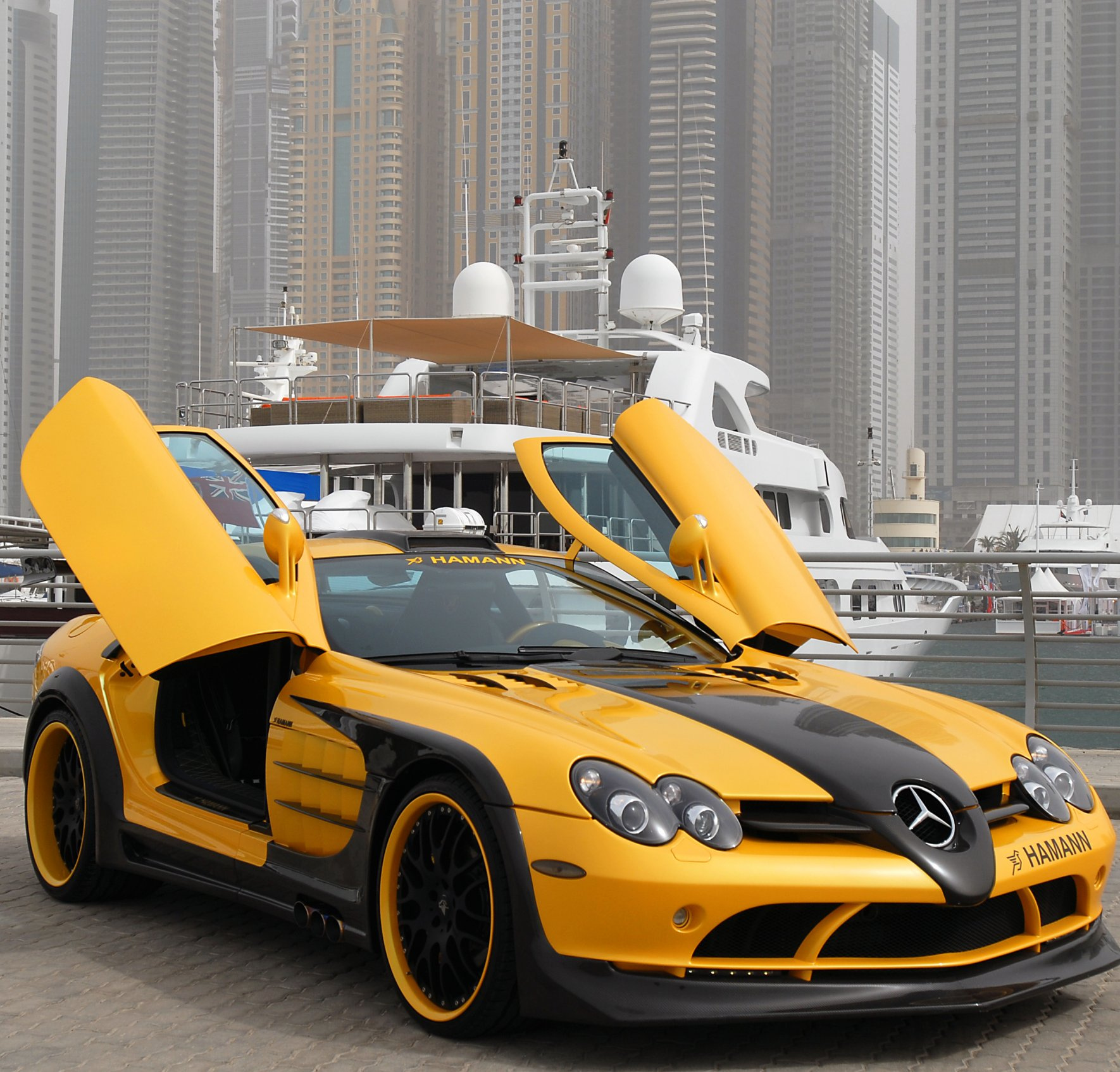 Dubai Boat Show Hosts First Supercar Superyachts Com