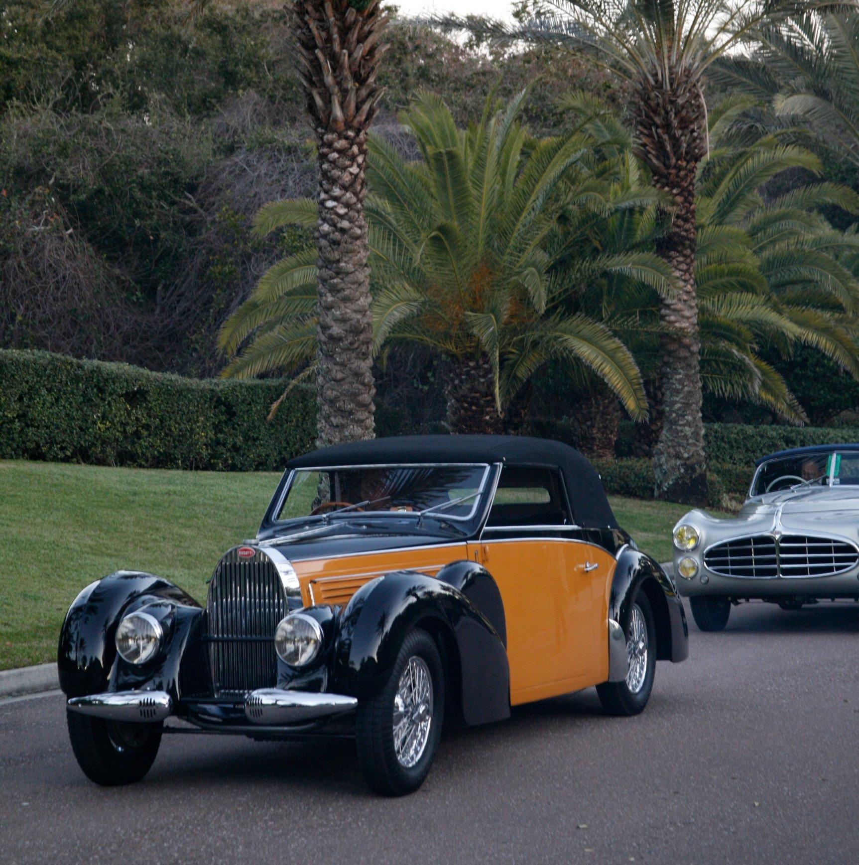 The Concours DElegance Vintage Car Show Superyachtscom - Amelia island classic car show