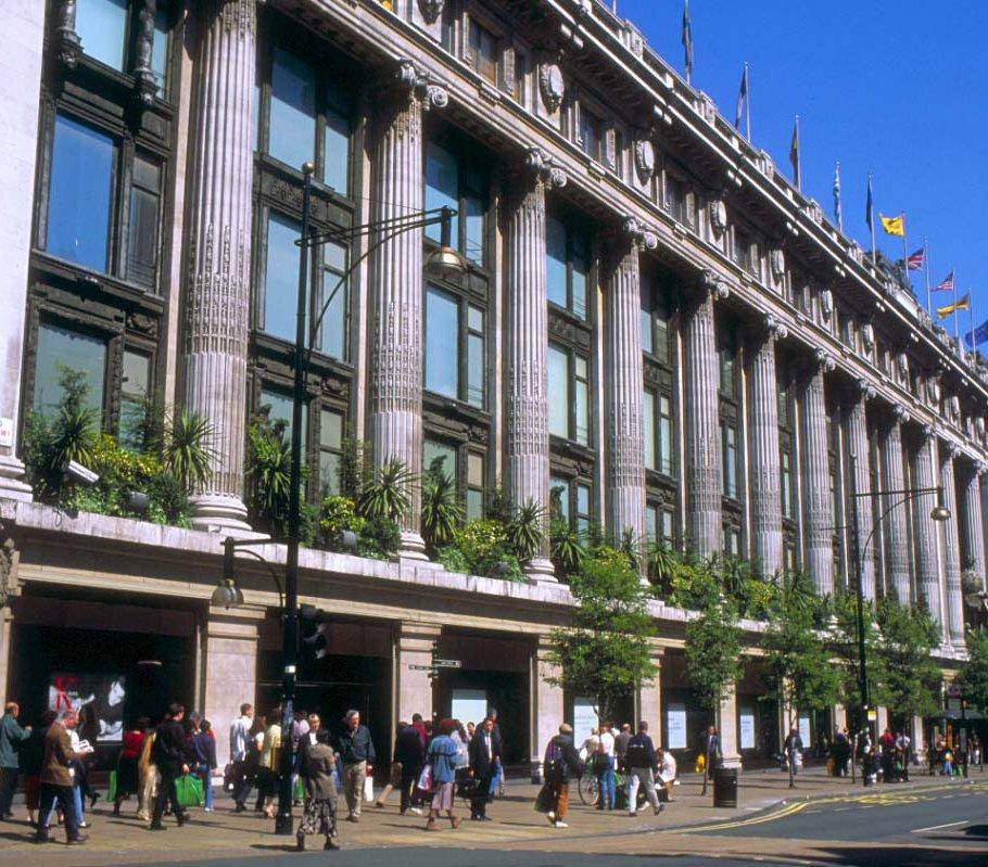 516d8370fecf Selfridges Named Best Department Store in the World