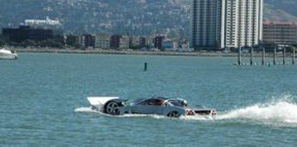 Amphibious Supercar For Sale At Superyachts Com