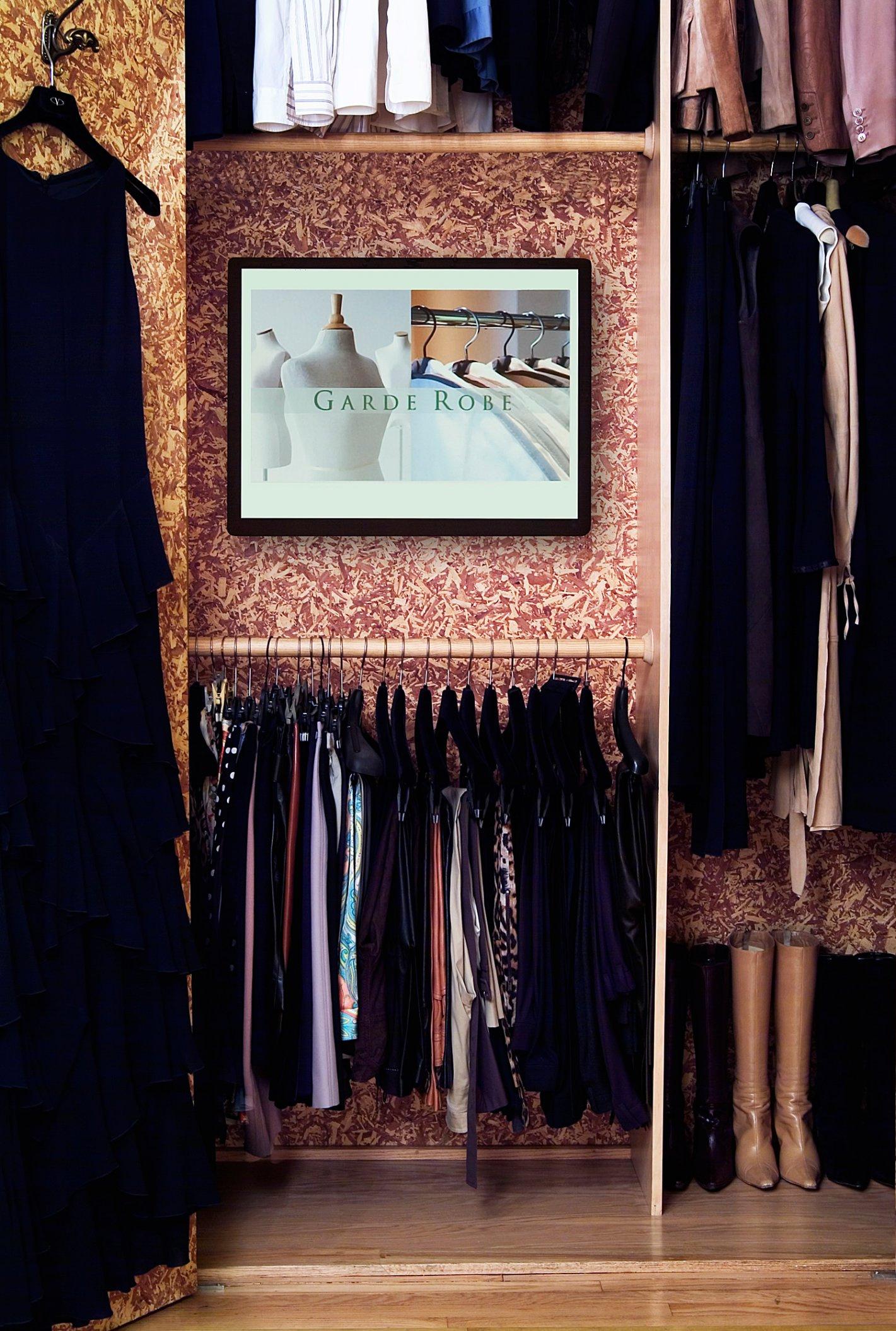 Garde Robe Wardrobe Management Service.. | superyachts.com