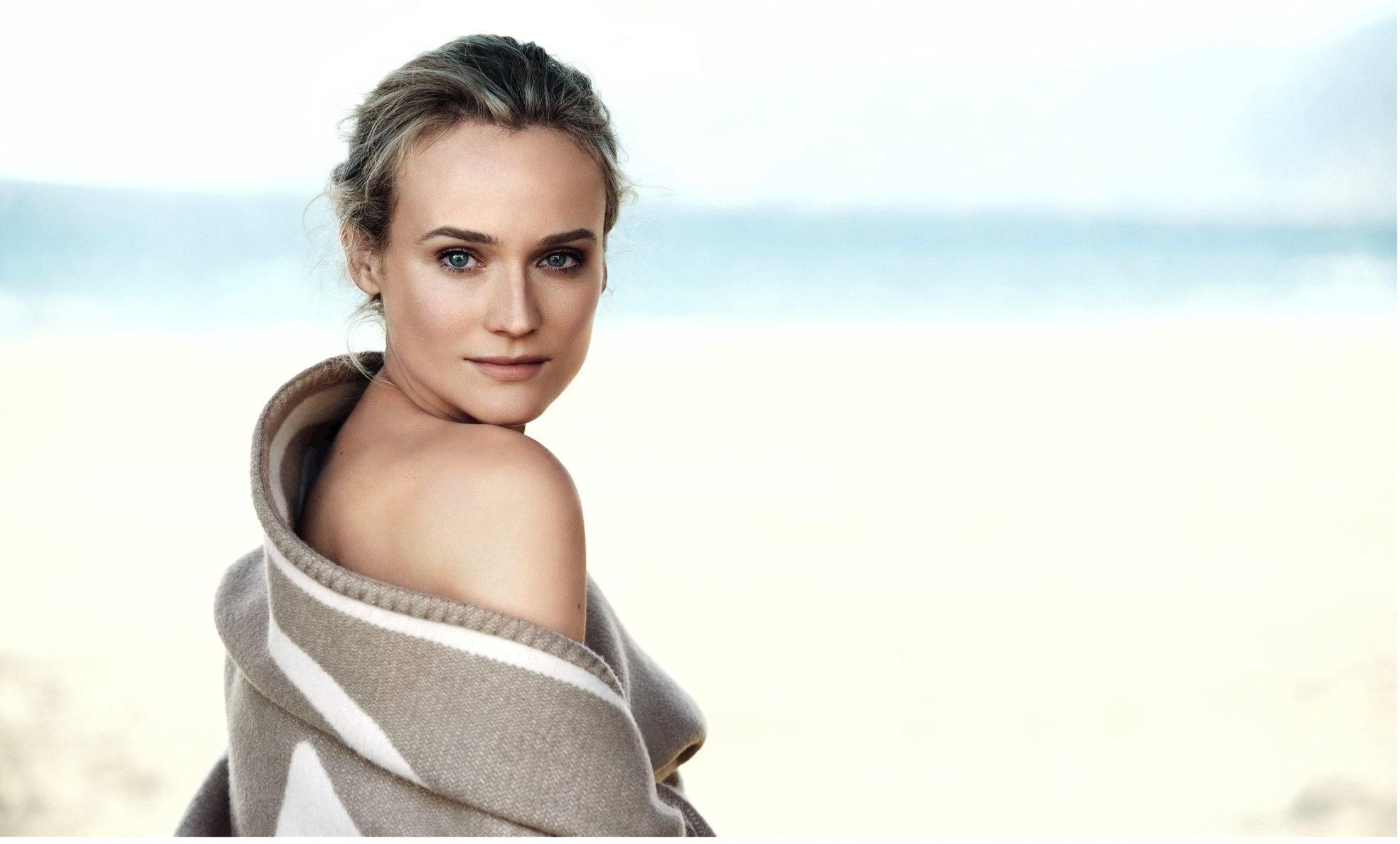 Diane Kruger Named Face of Chanel SkinCare
