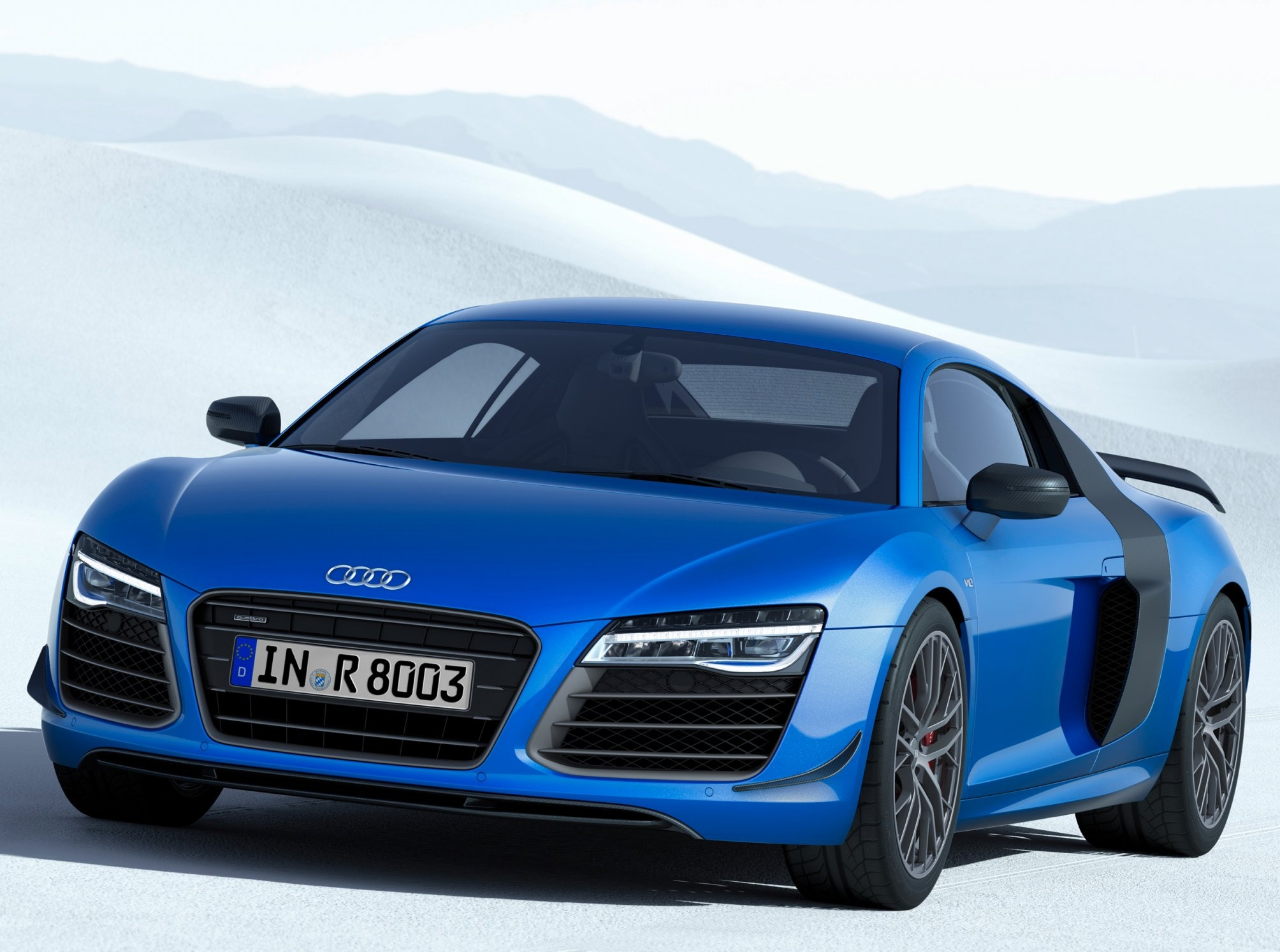 Audi to Launch First Ever Car With Laser