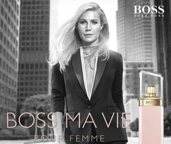 Gwyneth Paltrow Fronts Hugo Boss Perfume Superyachtscom