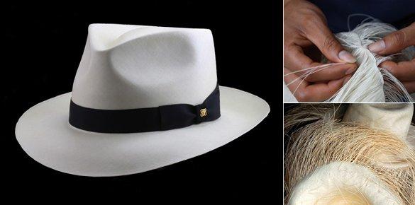 The Hat is the world's finest Montecristi   | superyachts com