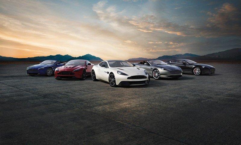 Aston Martin Showcases Second Century Superyachts Com