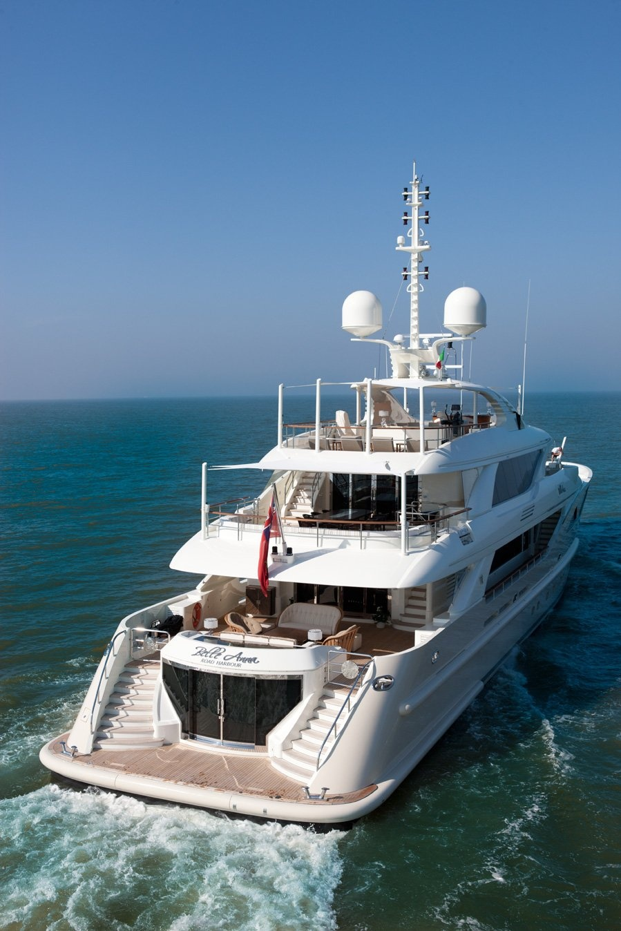 Belle Anna: Life On Board An ISA Superyacht | superyachts com