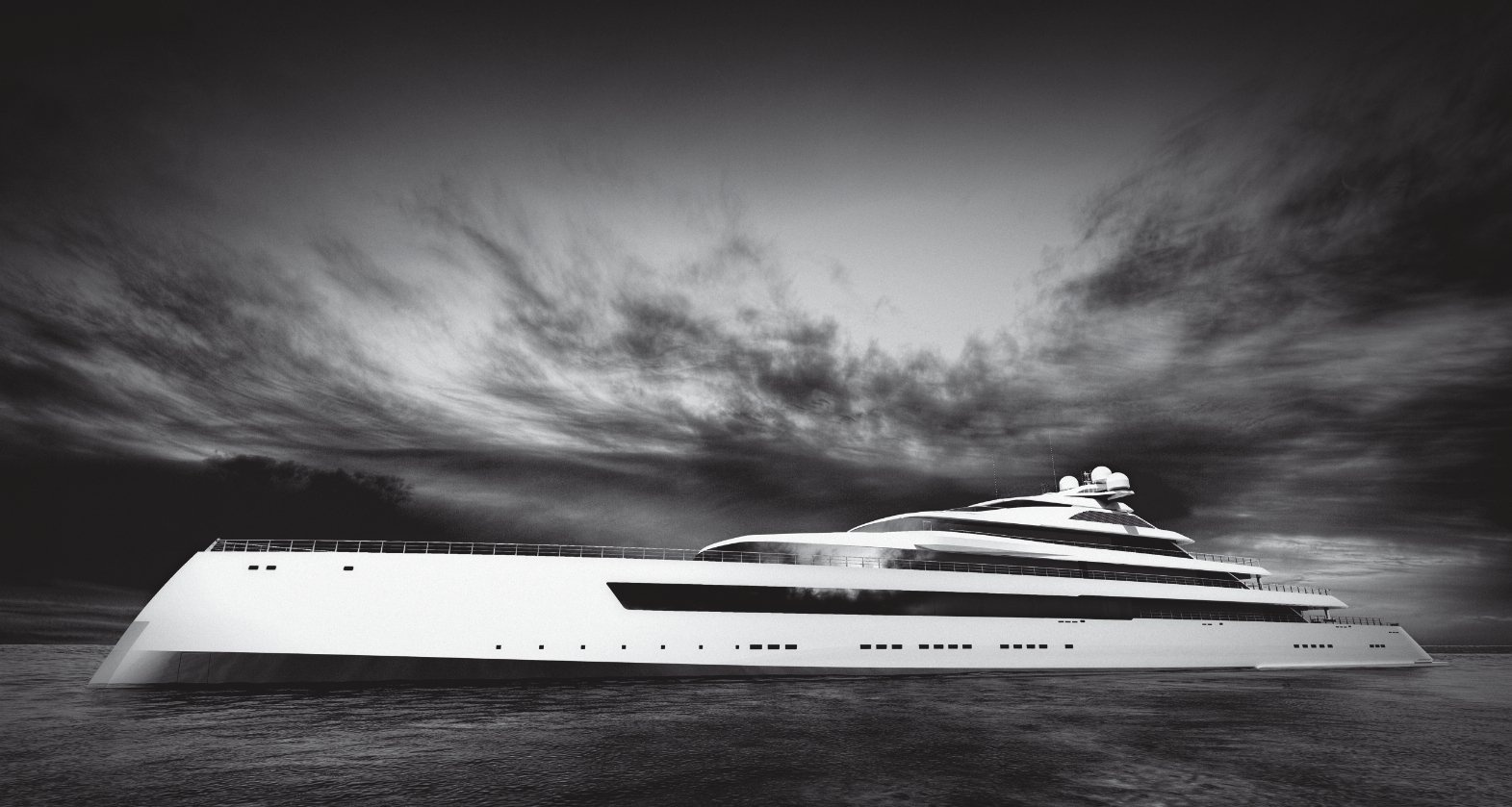 Pride Mega Yachts Unveil New Concept At MYS