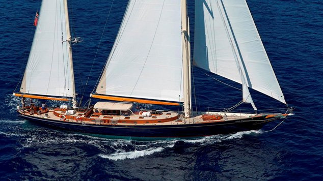 Northrop And Johnson >> Northrop Johnson Sell Sailing Yacht Signe Superyachts Com