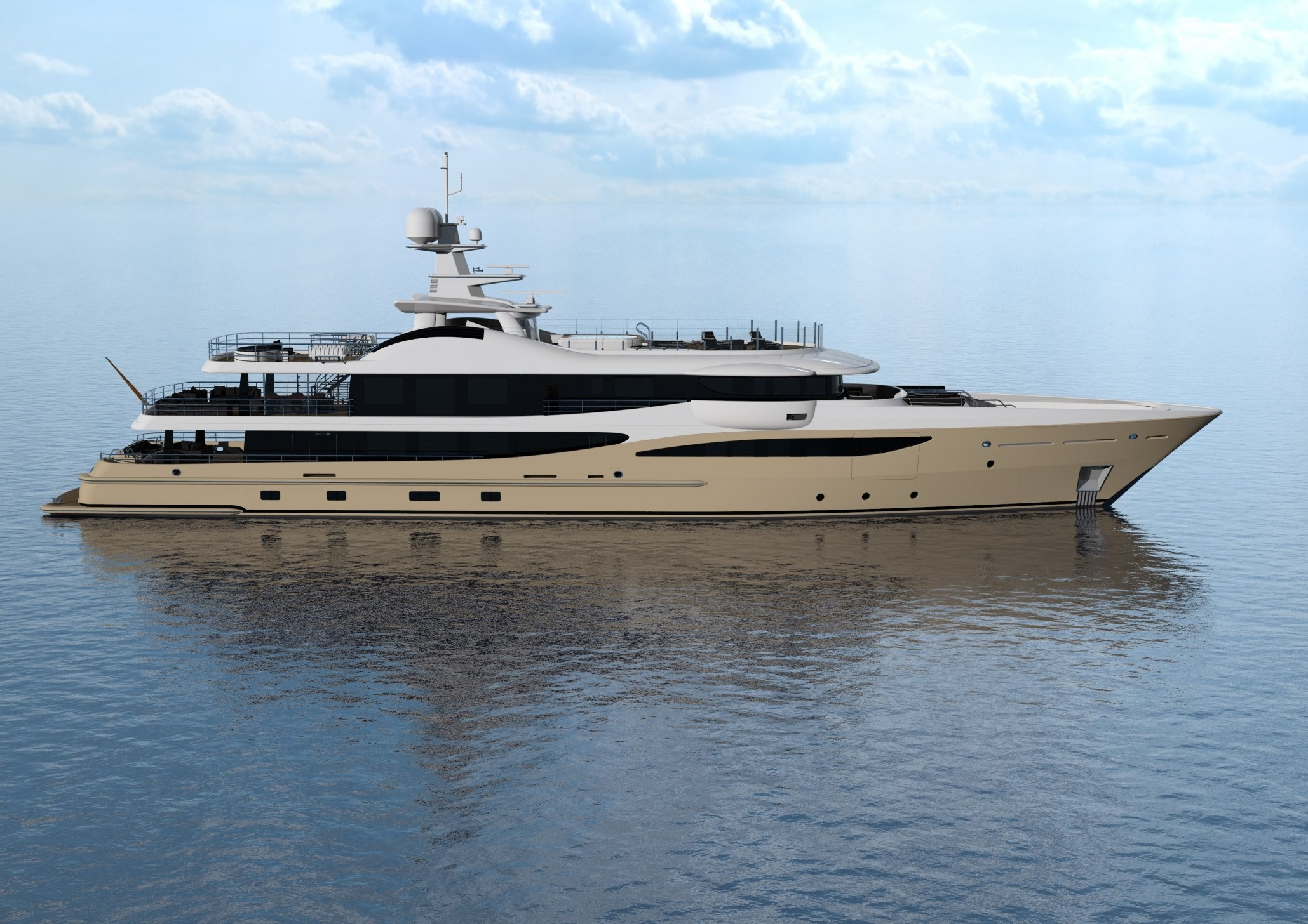 Imperial Sign New AMELS 180 Superyacht Contract