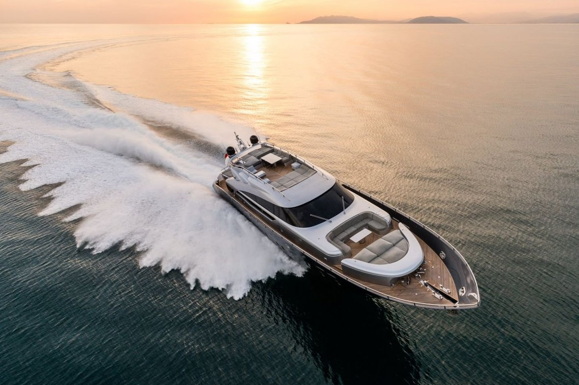 Ab Yachts Push The Limits With Ultra Fast Ab Superyachts Com
