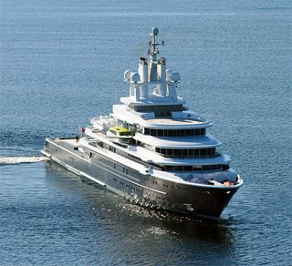 Motor Yacht Luna 115m Delivered To Roman Superyachts Com