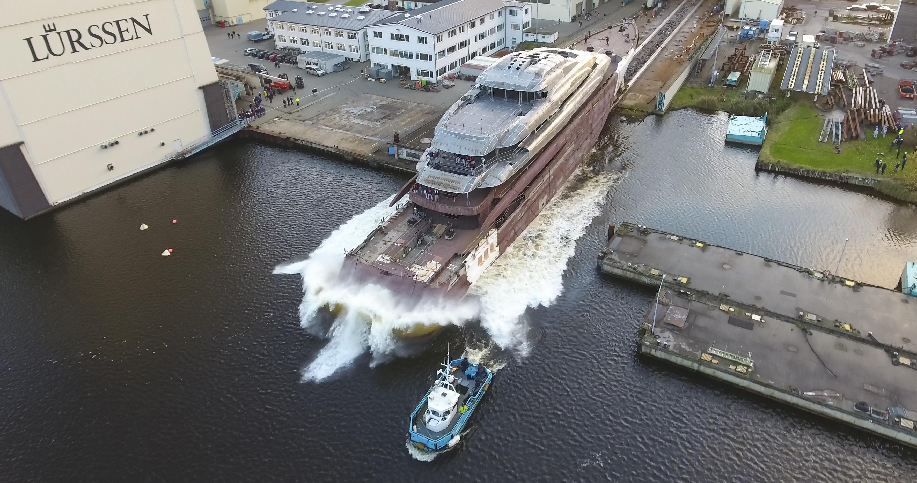 Project Fiji: Lürssen's Latest Superyacht   | superyachts com