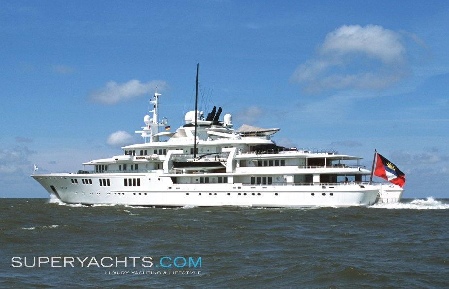 ... Motor yacht Tatoosh; M/Y Tatoosh ...