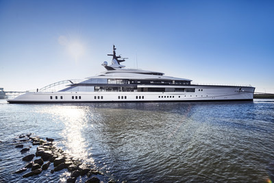 Part 1 The Biggest Yachts That Launched In Superyachts Com