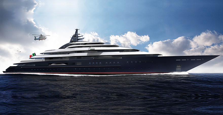 Top 100 Lurssen Yacht Topaz Renamed A Superyachts Com