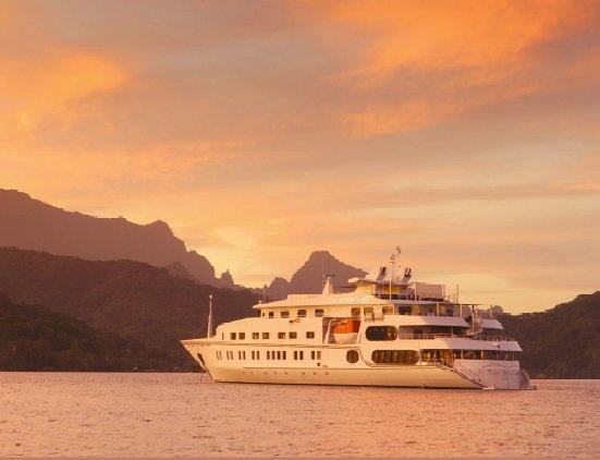 YPI Sign MiniCruise Ship Tu Moana For Sale Superyachtscom - Mini cruise ships for sale