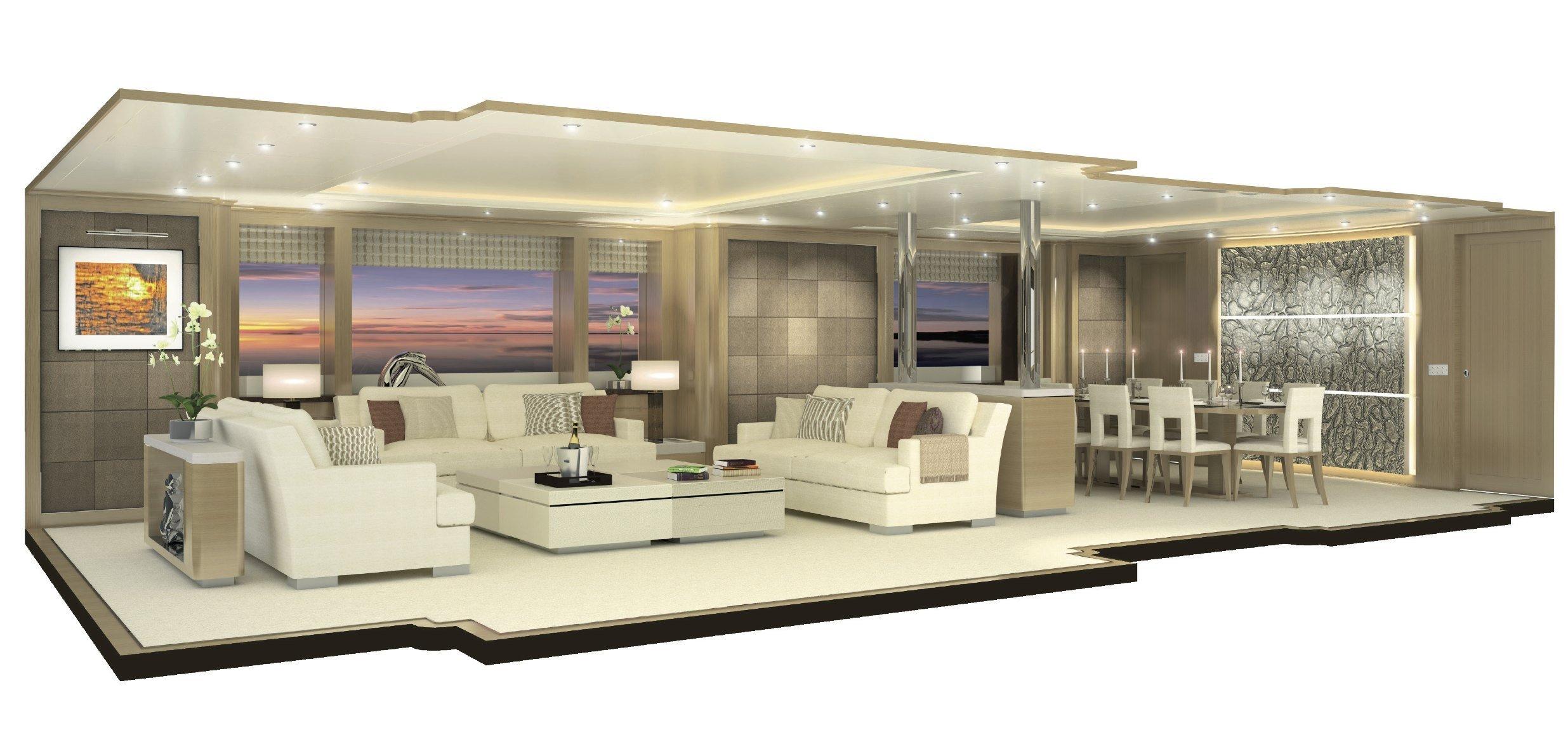 Superyachten interieur  Jean-Claude Carme Discusses New Projects at..   superyachts.com