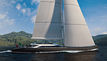 Perini Navi Unveil Next Generation 47m Sailing Yacht