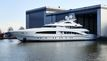Understated Style: Superyacht 'White' Hits the Water