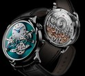 The Legacy Machine 2 Titanium Edition by MB&F