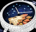 Van Cleef & Arpel's Astronomy-Inspired Zodiac Lumineux Collection