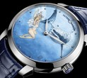 Ulysse Nardin Watch Explores the Eroticism of the Underwater World