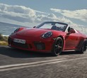 Porsche Launch Limited-Edition Porsche 911 Speedster