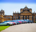 Blenheim Palace Plays Host to Summer Jaguar Festival