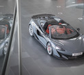 McLaren Automotive Celebrates Building its 20,000th Car at UK Plant