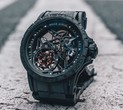 Roger Dubuis Debuts Excalibur Watch with Carbon Structure