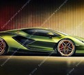 Lamborghini Launches Its First Hybrid: Sian
