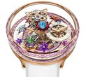 Jacob and Co Launch Fleurs de Jardin Timepiece