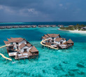 Sleep Aboard a Superyacht at Jumeirah Vittaveli Maldives Resort