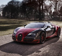 The Making of the Bugatti Veyron La Finale