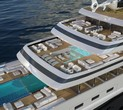 The Halycon Project: A New 110m Superyacht Concept