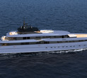 Introducing Marco Ferrari's F65 Superyacht Concept