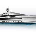 Heesen's Superyacht Project Falcon Soars