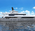 Baglietto Beats Schedule on 48m Project
