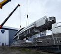 Heesen Hybrid Project Electra Reaches New Construction Phase