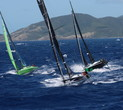 RORC Caribbean 600 Kicks Off in Dramatic Fashion