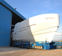 Arcadia Yachts' First Sherpa XL on Track for Delivery