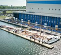 Feadship Opens World's Most Eco-Friendly Facility